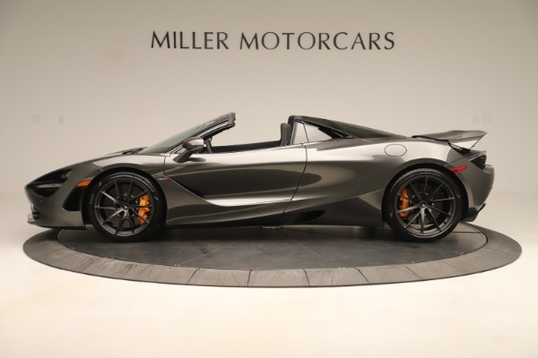 New 2020 McLaren 720S SPIDER Convertible for sale Sold at Alfa Romeo of Greenwich in Greenwich CT 06830 2