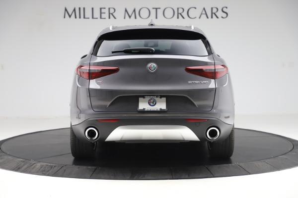 New 2019 Alfa Romeo Stelvio Ti Q4 for sale Sold at Alfa Romeo of Greenwich in Greenwich CT 06830 6