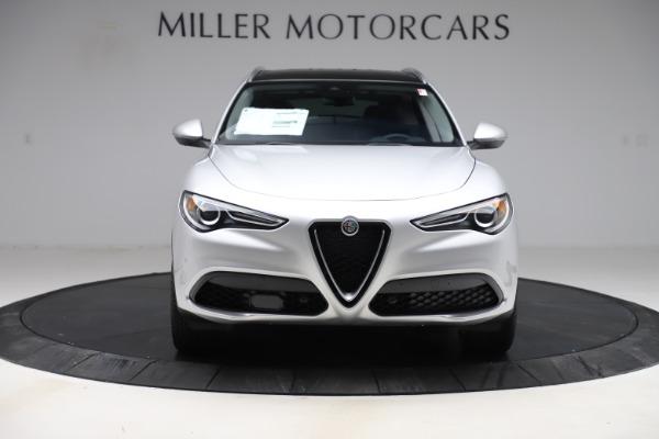 New 2019 Alfa Romeo Stelvio Ti Q4 for sale $51,940 at Alfa Romeo of Greenwich in Greenwich CT 06830 12