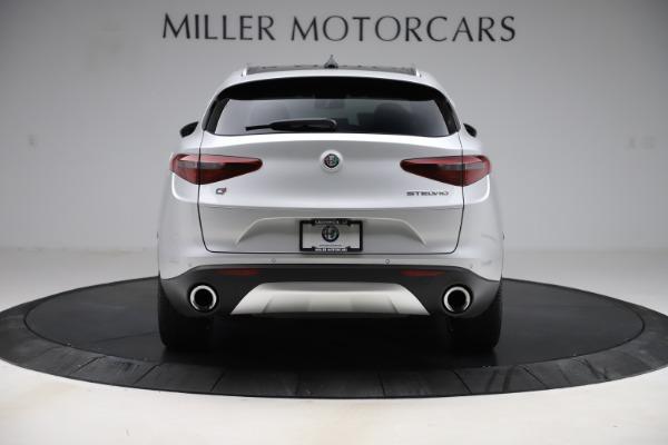 New 2019 Alfa Romeo Stelvio Ti Q4 for sale $51,940 at Alfa Romeo of Greenwich in Greenwich CT 06830 6