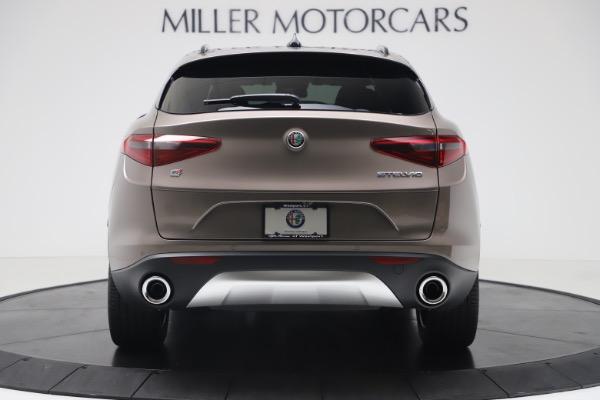 New 2019 Alfa Romeo Stelvio Ti Sport Q4 for sale Sold at Alfa Romeo of Greenwich in Greenwich CT 06830 6
