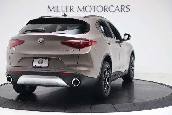 New 2019 Alfa Romeo Stelvio Ti Sport Q4 for sale Sold at Alfa Romeo of Greenwich in Greenwich CT 06830 7