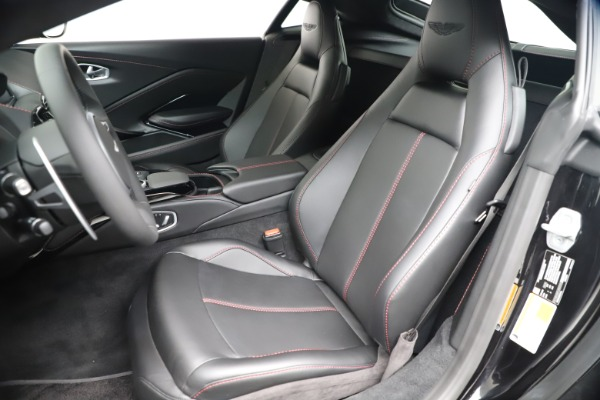 Used 2020 Aston Martin Vantage Coupe for sale Sold at Alfa Romeo of Greenwich in Greenwich CT 06830 15