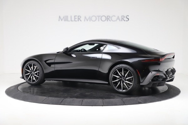 Used 2020 Aston Martin Vantage Coupe for sale Sold at Alfa Romeo of Greenwich in Greenwich CT 06830 4