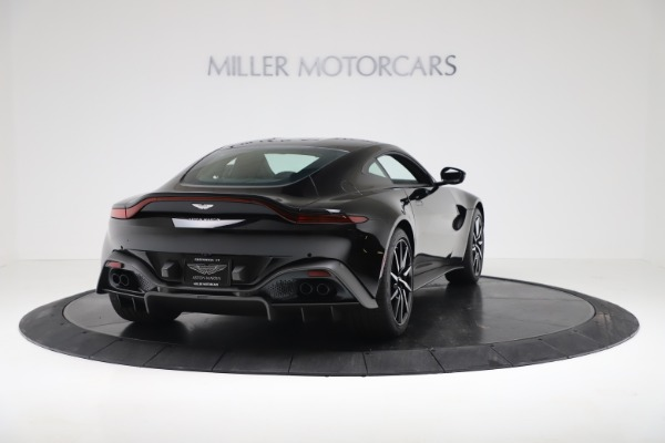 Used 2020 Aston Martin Vantage Coupe for sale Sold at Alfa Romeo of Greenwich in Greenwich CT 06830 7