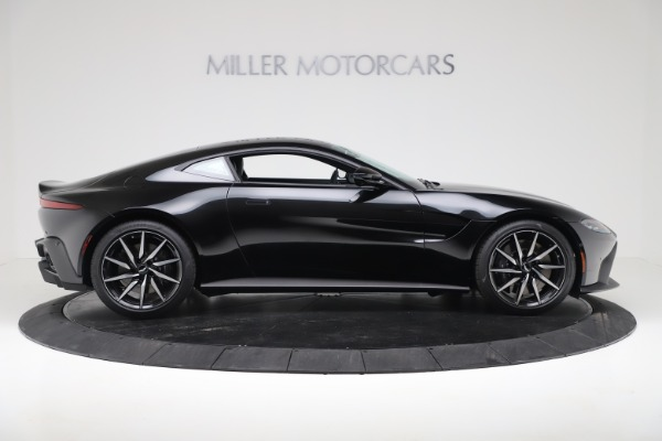 Used 2020 Aston Martin Vantage Coupe for sale Sold at Alfa Romeo of Greenwich in Greenwich CT 06830 9
