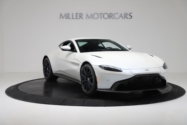 New 2020 Aston Martin Vantage Coupe for sale Sold at Alfa Romeo of Greenwich in Greenwich CT 06830 10