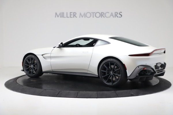 New 2020 Aston Martin Vantage Coupe for sale Sold at Alfa Romeo of Greenwich in Greenwich CT 06830 3