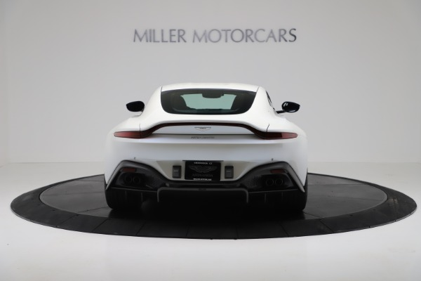 New 2020 Aston Martin Vantage Coupe for sale Sold at Alfa Romeo of Greenwich in Greenwich CT 06830 5