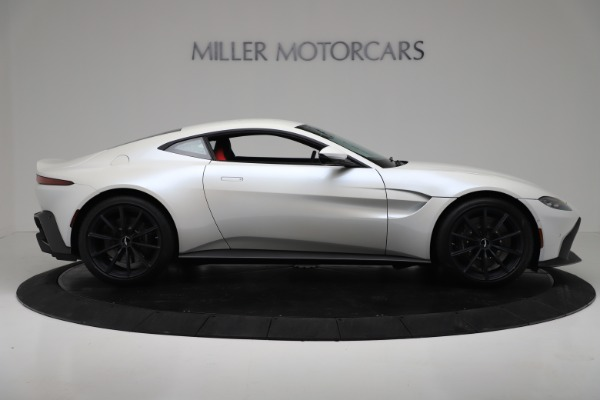 New 2020 Aston Martin Vantage Coupe for sale Sold at Alfa Romeo of Greenwich in Greenwich CT 06830 8
