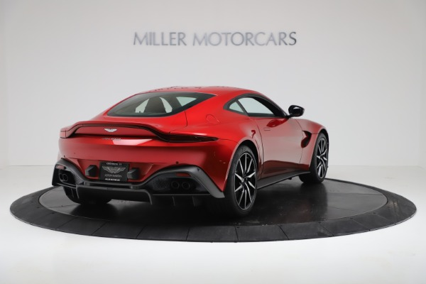 New 2020 Aston Martin Vantage Coupe for sale Sold at Alfa Romeo of Greenwich in Greenwich CT 06830 7