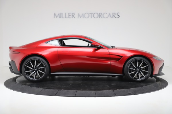 New 2020 Aston Martin Vantage Coupe for sale Sold at Alfa Romeo of Greenwich in Greenwich CT 06830 9