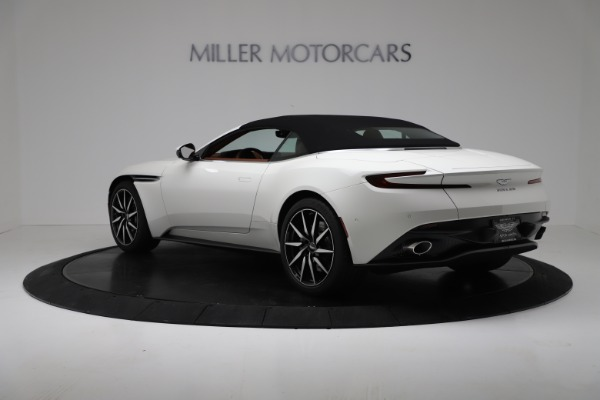 New 2019 Aston Martin DB11 V8 for sale Sold at Alfa Romeo of Greenwich in Greenwich CT 06830 15