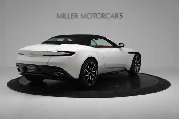 New 2019 Aston Martin DB11 V8 for sale Sold at Alfa Romeo of Greenwich in Greenwich CT 06830 16