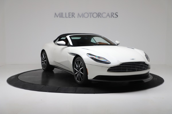 New 2019 Aston Martin DB11 V8 for sale Sold at Alfa Romeo of Greenwich in Greenwich CT 06830 18