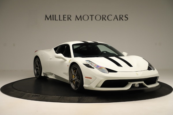 Used 2014 Ferrari 458 Speciale for sale $359,900 at Alfa Romeo of Greenwich in Greenwich CT 06830 11