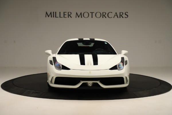 Used 2014 Ferrari 458 Speciale for sale $359,900 at Alfa Romeo of Greenwich in Greenwich CT 06830 12