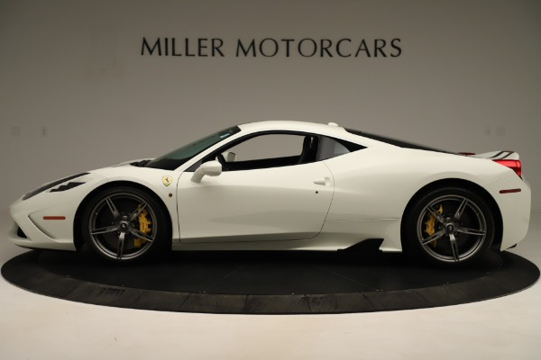 Used 2014 Ferrari 458 Speciale for sale $359,900 at Alfa Romeo of Greenwich in Greenwich CT 06830 3
