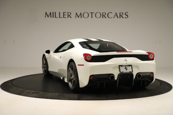 Used 2014 Ferrari 458 Speciale for sale $359,900 at Alfa Romeo of Greenwich in Greenwich CT 06830 5