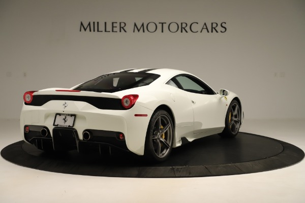 Used 2014 Ferrari 458 Speciale for sale $359,900 at Alfa Romeo of Greenwich in Greenwich CT 06830 7