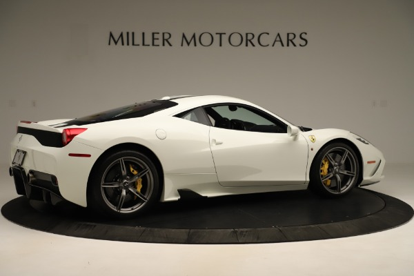 Used 2014 Ferrari 458 Speciale for sale $359,900 at Alfa Romeo of Greenwich in Greenwich CT 06830 8
