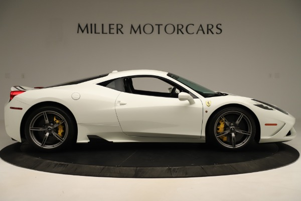 Used 2014 Ferrari 458 Speciale for sale $359,900 at Alfa Romeo of Greenwich in Greenwich CT 06830 9