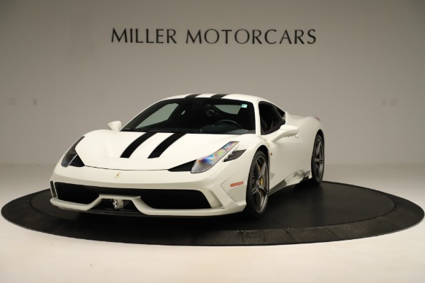 Used 2014 Ferrari 458 Speciale for sale $359,900 at Alfa Romeo of Greenwich in Greenwich CT 06830 1
