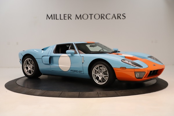 Used 2006 Ford GT for sale Sold at Alfa Romeo of Greenwich in Greenwich CT 06830 10