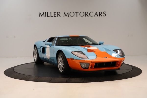 Used 2006 Ford GT for sale Sold at Alfa Romeo of Greenwich in Greenwich CT 06830 11