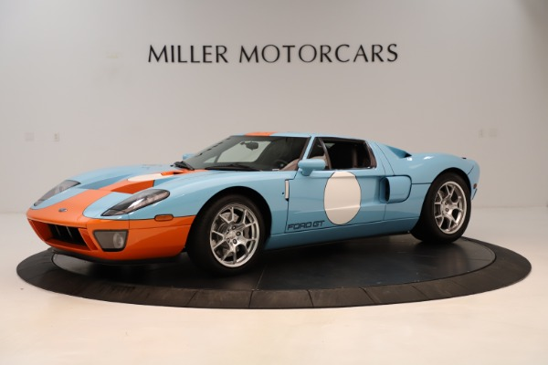 Used 2006 Ford GT for sale Sold at Alfa Romeo of Greenwich in Greenwich CT 06830 2