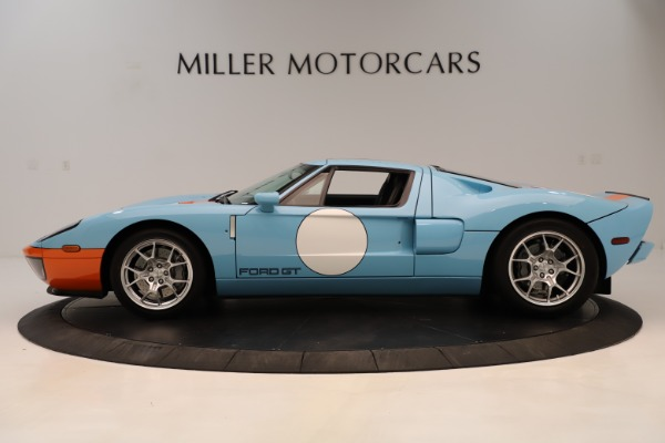 Used 2006 Ford GT for sale Sold at Alfa Romeo of Greenwich in Greenwich CT 06830 3