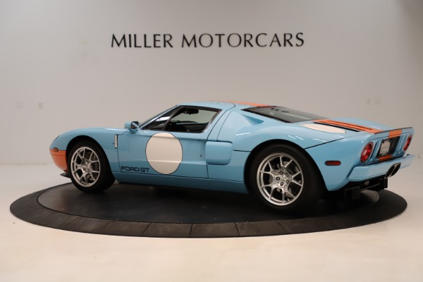 Used 2006 Ford GT for sale Sold at Alfa Romeo of Greenwich in Greenwich CT 06830 4