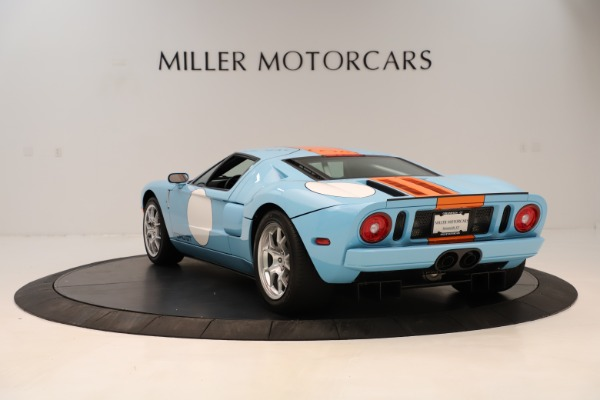 Used 2006 Ford GT for sale Sold at Alfa Romeo of Greenwich in Greenwich CT 06830 5