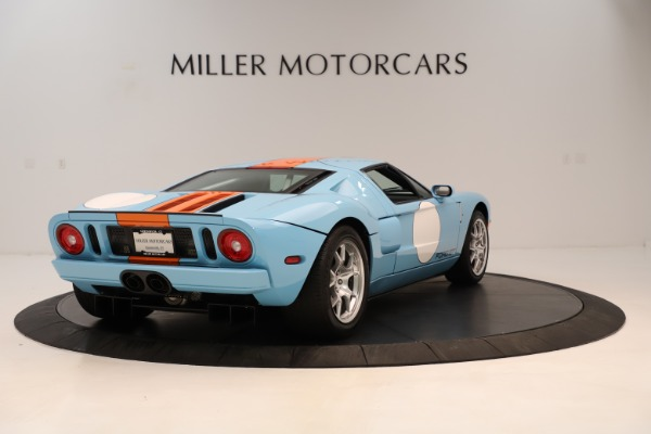 Used 2006 Ford GT for sale Sold at Alfa Romeo of Greenwich in Greenwich CT 06830 7