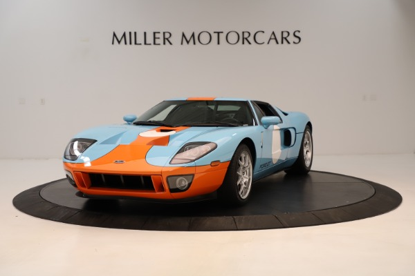 Used 2006 Ford GT for sale Sold at Alfa Romeo of Greenwich in Greenwich CT 06830 1