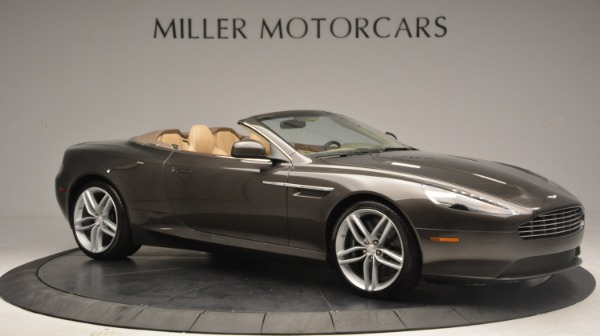 Used 2012 Aston Martin Virage Convertible for sale Sold at Alfa Romeo of Greenwich in Greenwich CT 06830 10