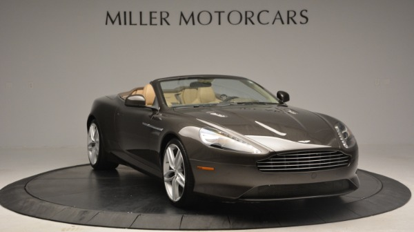 Used 2012 Aston Martin Virage Convertible for sale Sold at Alfa Romeo of Greenwich in Greenwich CT 06830 11