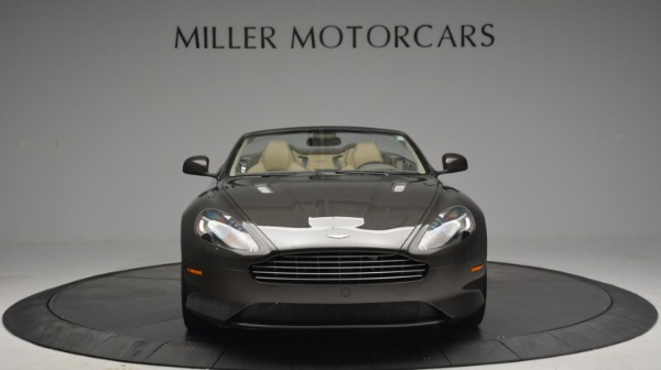 Used 2012 Aston Martin Virage Convertible for sale Sold at Alfa Romeo of Greenwich in Greenwich CT 06830 12
