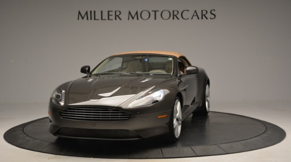 Used 2012 Aston Martin Virage Convertible for sale Sold at Alfa Romeo of Greenwich in Greenwich CT 06830 14