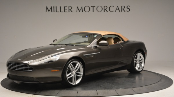 Used 2012 Aston Martin Virage Convertible for sale Sold at Alfa Romeo of Greenwich in Greenwich CT 06830 15