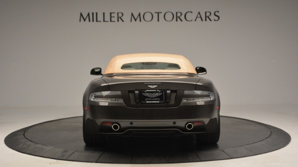 Used 2012 Aston Martin Virage Convertible for sale Sold at Alfa Romeo of Greenwich in Greenwich CT 06830 17