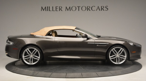 Used 2012 Aston Martin Virage Convertible for sale Sold at Alfa Romeo of Greenwich in Greenwich CT 06830 18