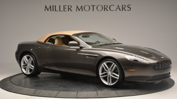 Used 2012 Aston Martin Virage Convertible for sale Sold at Alfa Romeo of Greenwich in Greenwich CT 06830 19