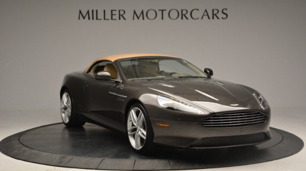 Used 2012 Aston Martin Virage Convertible for sale Sold at Alfa Romeo of Greenwich in Greenwich CT 06830 20