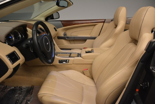 Used 2012 Aston Martin Virage Convertible for sale Sold at Alfa Romeo of Greenwich in Greenwich CT 06830 21