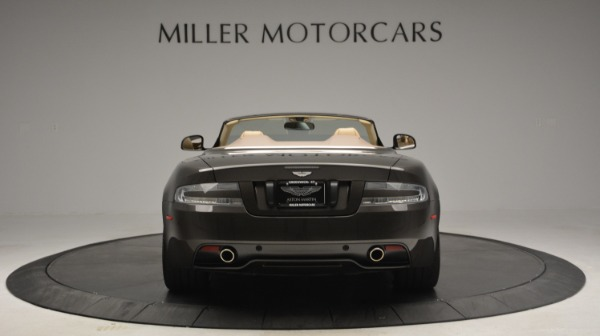 Used 2012 Aston Martin Virage Convertible for sale Sold at Alfa Romeo of Greenwich in Greenwich CT 06830 6