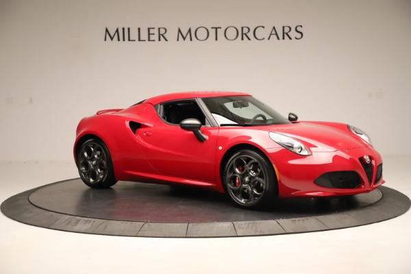 Used 2015 Alfa Romeo 4C for sale Sold at Alfa Romeo of Greenwich in Greenwich CT 06830 10