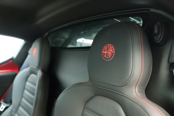 Used 2015 Alfa Romeo 4C for sale Sold at Alfa Romeo of Greenwich in Greenwich CT 06830 21