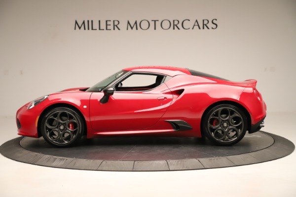 Used 2015 Alfa Romeo 4C for sale Sold at Alfa Romeo of Greenwich in Greenwich CT 06830 3
