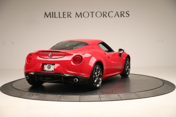 Used 2015 Alfa Romeo 4C for sale Sold at Alfa Romeo of Greenwich in Greenwich CT 06830 7
